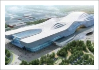 丝绸之路国际文化交流中心 -- 京津冀乃至中国北方的文化新区和艺术殿堂